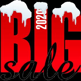 ЗАВЕРШЕНА! BIG SALE! Выгодные цены до 14.01.2020!