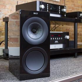 Спешите! Новая акустика KEF уже на складе!
