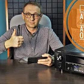 AV-ресивер DENON AVR-X2500H для объемного звука и видео новейших форматов. Видеообзор