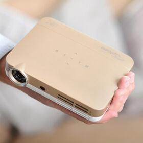 Карманный проектор на Android Optoma ML330 для домашнего видео. Видеообзор