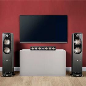 Polk Audio Signature E-series видеообзор от KINODRIVE.kz