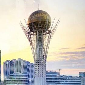 Поздравляем с государственным праздником - Днем Конституции Республики Казахстан