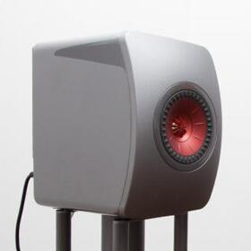 Стереопара акустической системы KEF LS50 - крутая система high-end уровня! Видеообзор