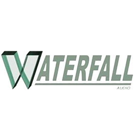 Waterfall - стеклянная акустика для дома от французского бренда премиум класса