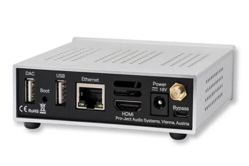 Сетевой плеер Pro-Ject Stream Box S2 Ultra свяжет ЦАП с любыми цифровыми каналами и устройствами
