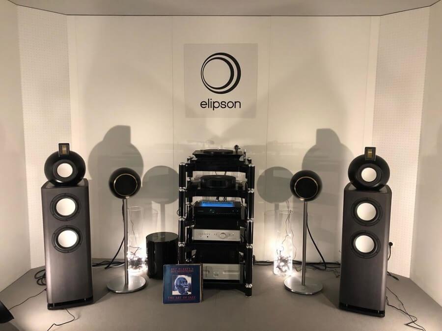 High-End Show 2019: Elipson представили Legacy 3230 и новый беспроводной динамик
