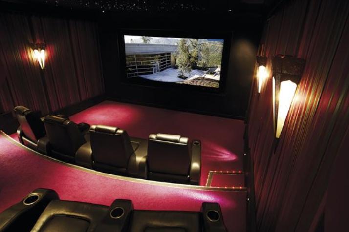 Домашний кинозал: полезные советы по созданию домашнего кинозала