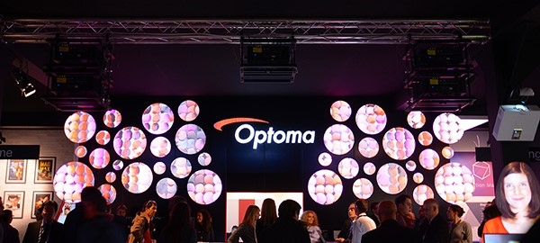 Обзор новинок компании Optoma с выставки ISE 2017