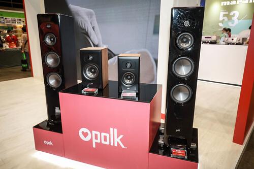 Polk Audio Legend: анонс премиальной серии акустики