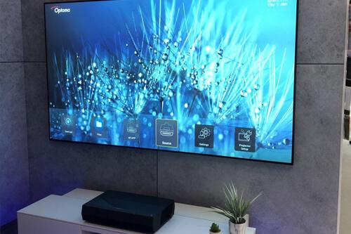 Домашне-кинотеатральные проекторы Optoma получат поддержку Google Assistant и IFTTT