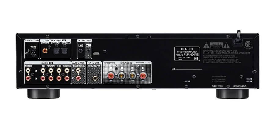 Hi-Fi обновление от Denon - DCD-600NE
