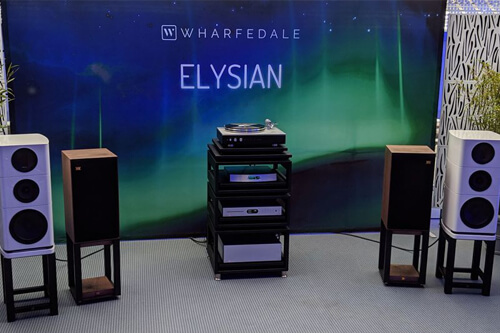 High-End Show 2019 в Мюнхене: Wharfedale назвали дату релиза флагманской акустики Elysian