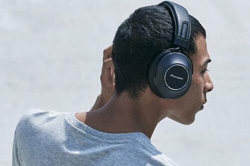 Полноразмерные наушники Pioneer SE-MS9BN: Hi-Res Audio во всей красе!
