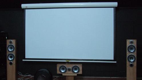 Проекционные экраны подпружиненные купить