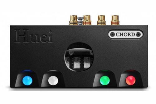 High-End Show 2019 в Мюнхене: Chord Electronics представили новый фоновый предусилитель Huei