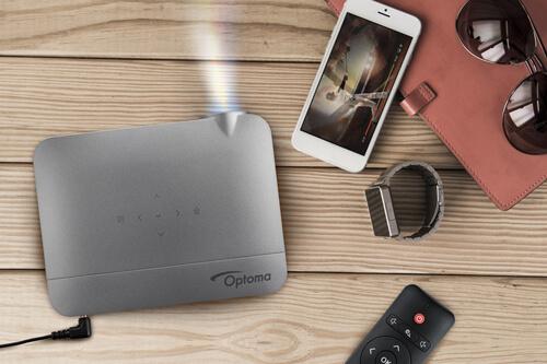 Обзор проектора Optoma ML330 для «чайников»