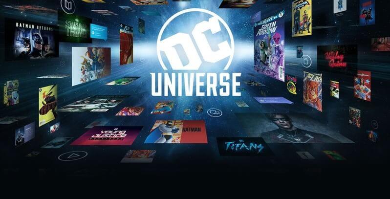 Всемирный стриминговый сервис DC Universe стал поддерживать формат 4К