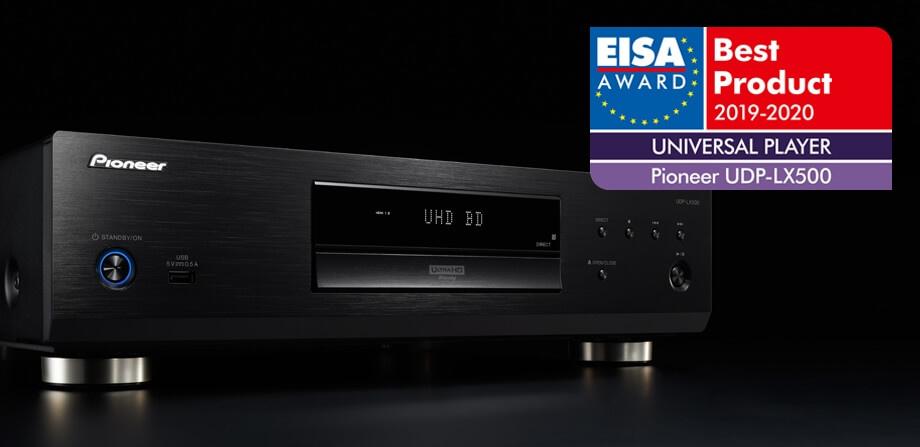 Проигрыватель Pioneer UDP-LX500 был признан лучшим «универсалом»