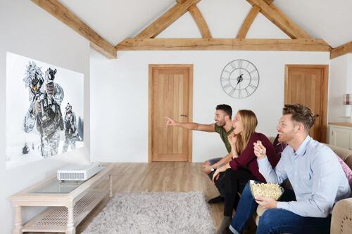Как выбрать проектор для домашнего кинотеатра-развлекательного комплекса