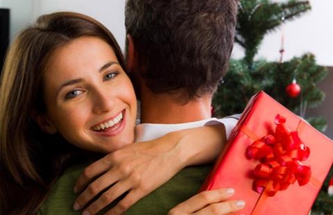 Выбор новогоднего подарка для любимой девушки