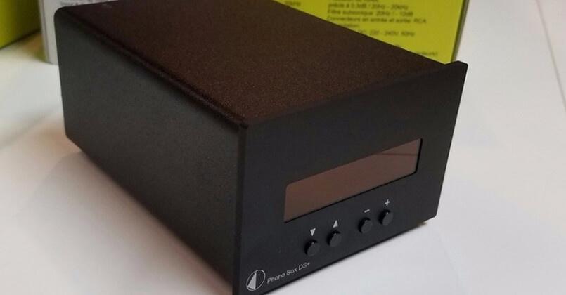 Фонокорректор Phono Box DS+ по выгодной цене!