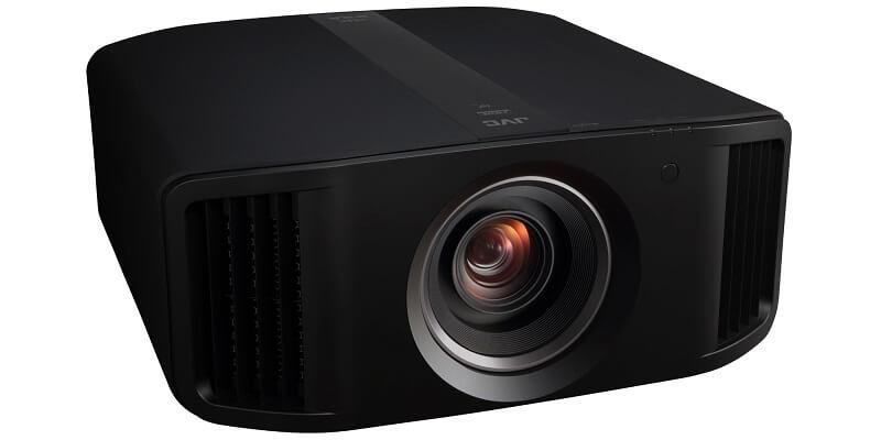 JVC DLA-N7: краткий обзор эталонного проектора