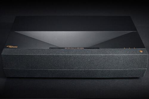 Лазерный кинопроектор Optoma P1 Smart 4K UHD Laser Cinema: официальный анонс