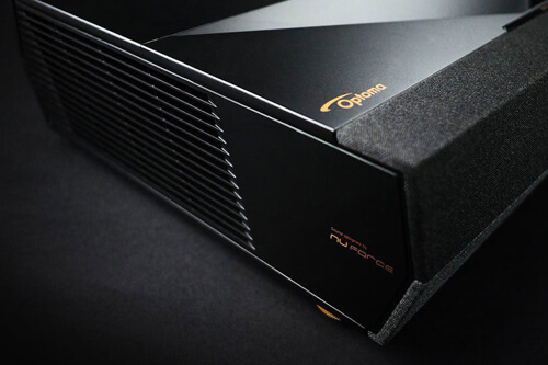 Многофункциональная развлекательная система P1 4K Smart Home от компании Optoma