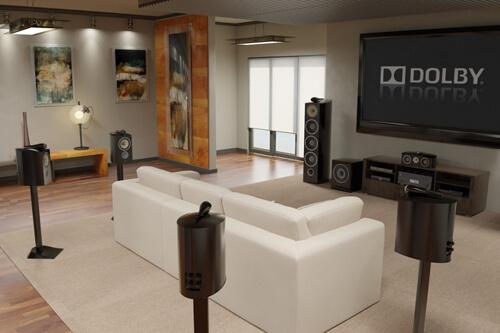 Домашний кинотеатр - как правильно настроить акустическое оформление