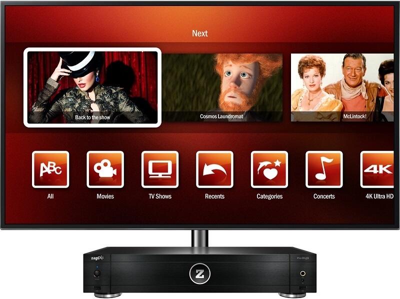 Zappiti Pro 4K HDR уже в продаже!