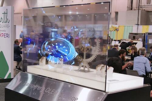 Мода на прозрачные OLED-телевизоры: LG в деле!