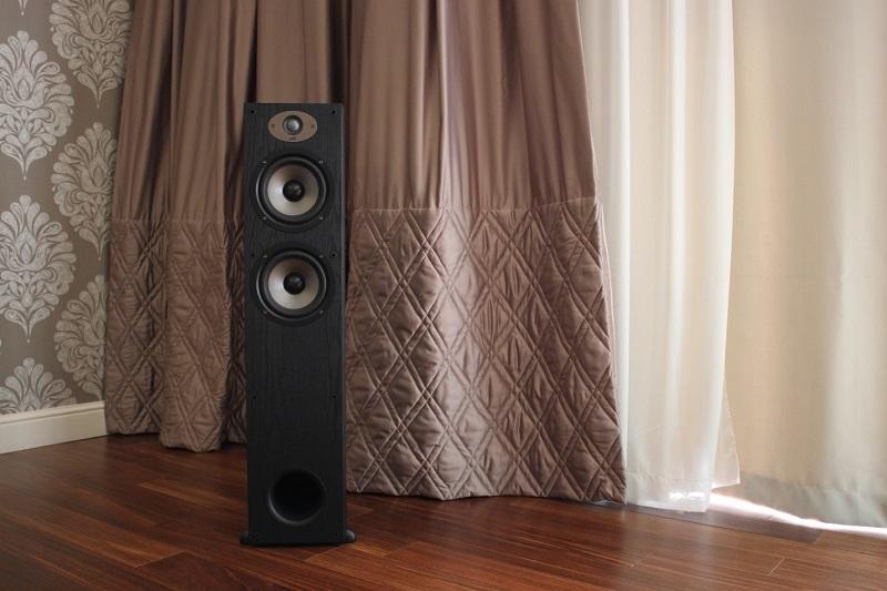 Напольная акустическая стереопара Polk Audio TSx330T