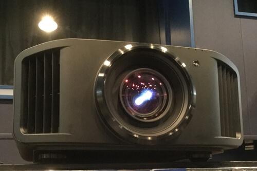 JVC подготовили новое ПО для своих проекторов