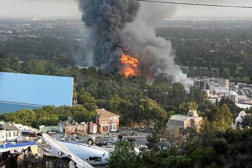 Пожар 2008 года уничтожил оригинальные записи известнейших музыкантов
