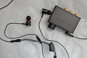 Комплект NU FORCE uDAC3+NE750M