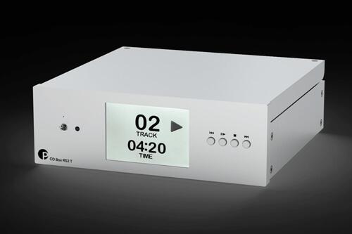 CD-проигрыватель Pro-Ject CD Box RS2 T для ценителей: официальный анонс