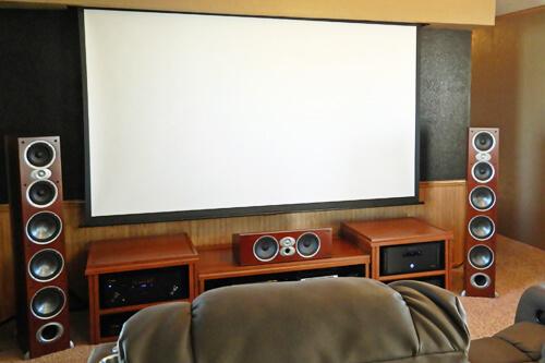 Выбираем компоненты для аудиосистемы в комнате правильно