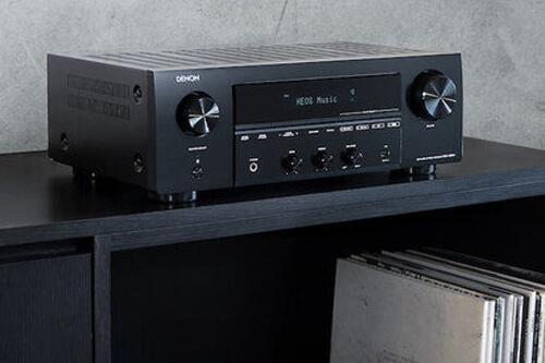 Компания Дэнон анонсировала новый сетевой AV-ресивер
