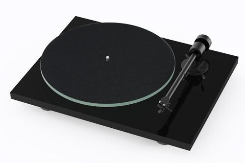 Проигрыватель виниловых пластинок от Pro-Ject модели T1