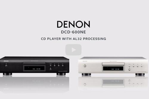 Denon анонсировала бюджетный усилитель и CD-проигрыватель
