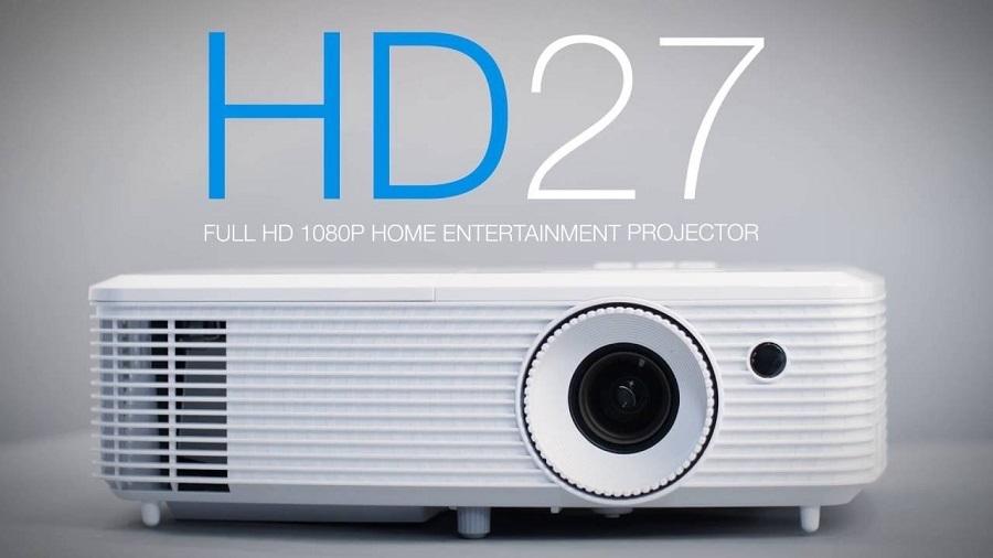 Купить проектор Optoma HD27 в Алматы