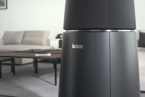 Lexicon презентует новую беспроводную акустическую систему SL-1
