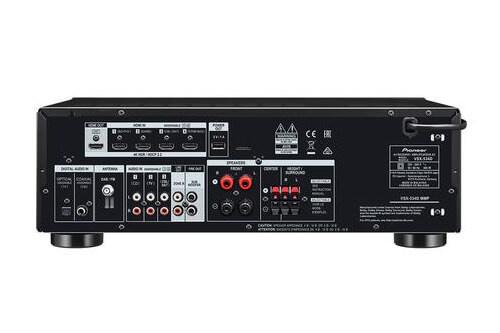 Pioneer VSX-534 – современный 5.2-канальный видеоресивер с поддержкой Dolby Atmos и DTS:X