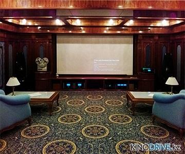 Hi-End кинозал с элементами умного дома