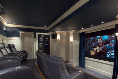 Как правильно выбрать кресла для домашнего кинотеатра