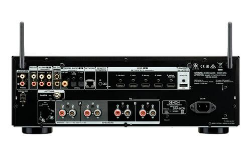 Обзор нового сетевого AV-ресивера Denon DRA-800H