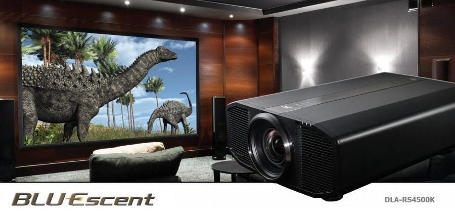Новая прошивка для проектора марки JVC DLA-RS4500K (4К)