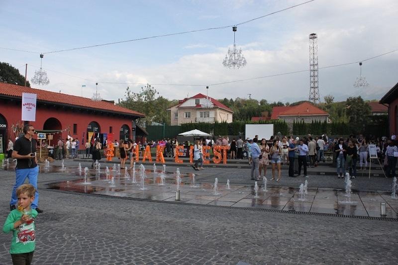 Команда Kinodrive.kz приняла участие во II Фестивале коктейльных баров и ресторанов Алматы ShakeFest-2016!