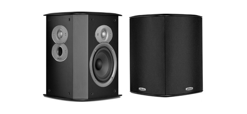 4К- кинотеатр с системой 7.2 на Polk Audio
