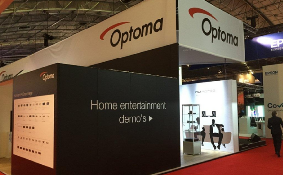 Optoma NuForce на выставке ISE2015